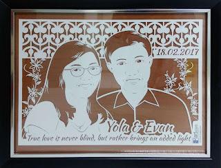 artcut holes papercut yola evan 1