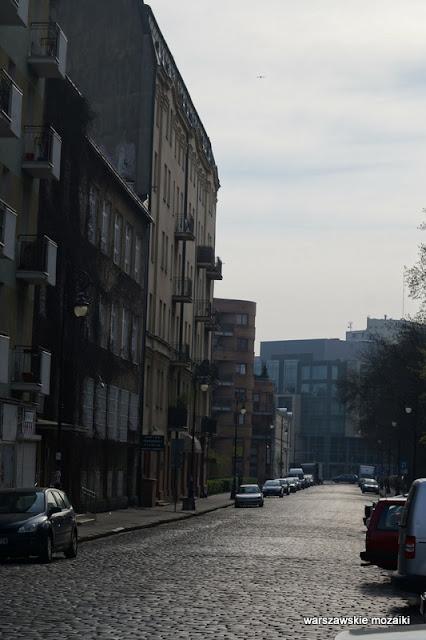 Warszawa Warsaw Praga Północ ulica kamienice architektura
