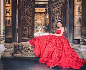 premium gown