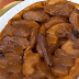 Tarte Tatin: Γαλλική μηλόπιτα από τον Λάμπρο Βακιάρο (video)