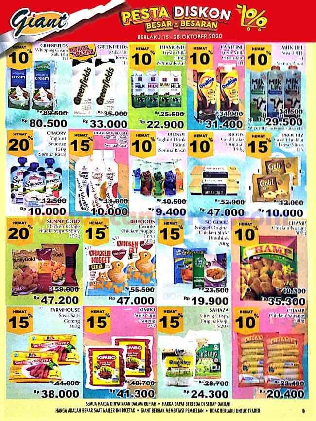 Katalog Promo Giant Ekspres Terbaru 29 Oktober 11 November 2020 Scanharga