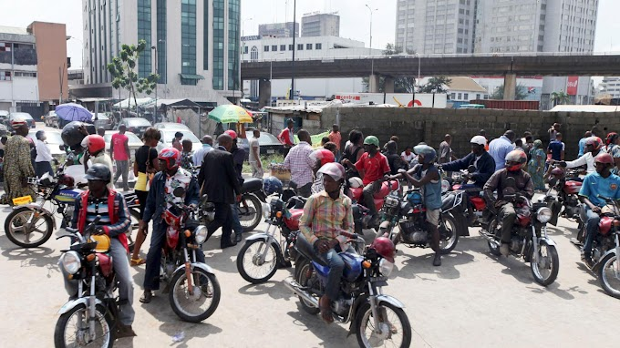 Lagos to TOTALLY eradicate Okada, tricycle from July