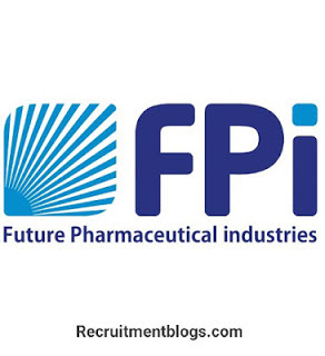 R&D Formulation Specialist At FPi-Future Pharmaceutical industries