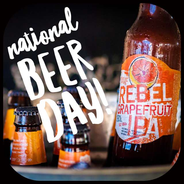 National Beer Day Wishes Unique Image