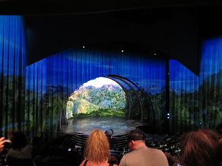 Hyperion Theater Frozen Before the Show Disney California Adventure