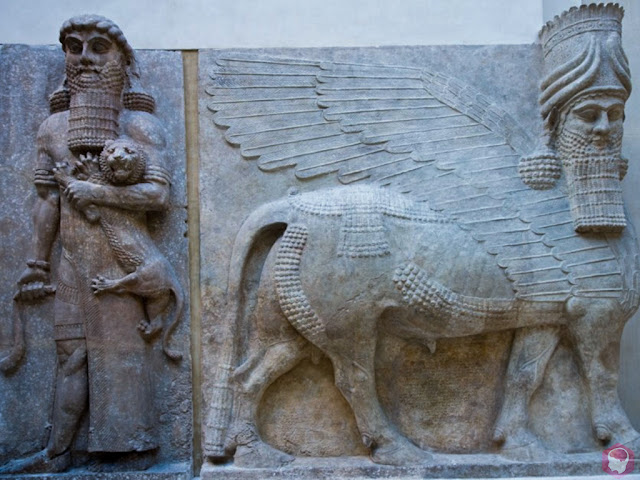 ملحمة جلجامش (أقدم الحضارات في التاريخ)
