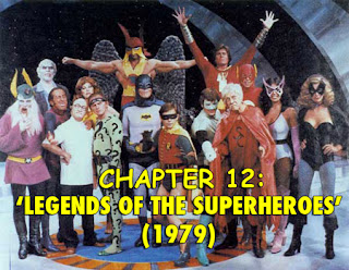 Legends of the Superheroes television special DC Comics 1979 Adam West