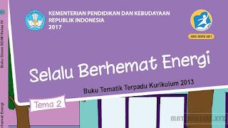 Materi Kelas 4 Tema 2 Kurikulum 2013 Edisi Revisi 2017