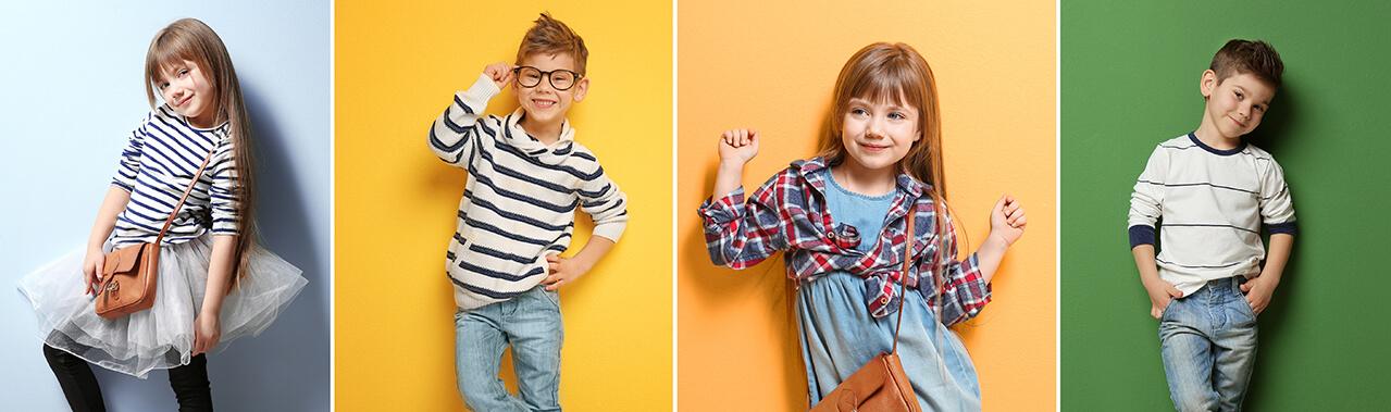 Categorias Moda Infantil