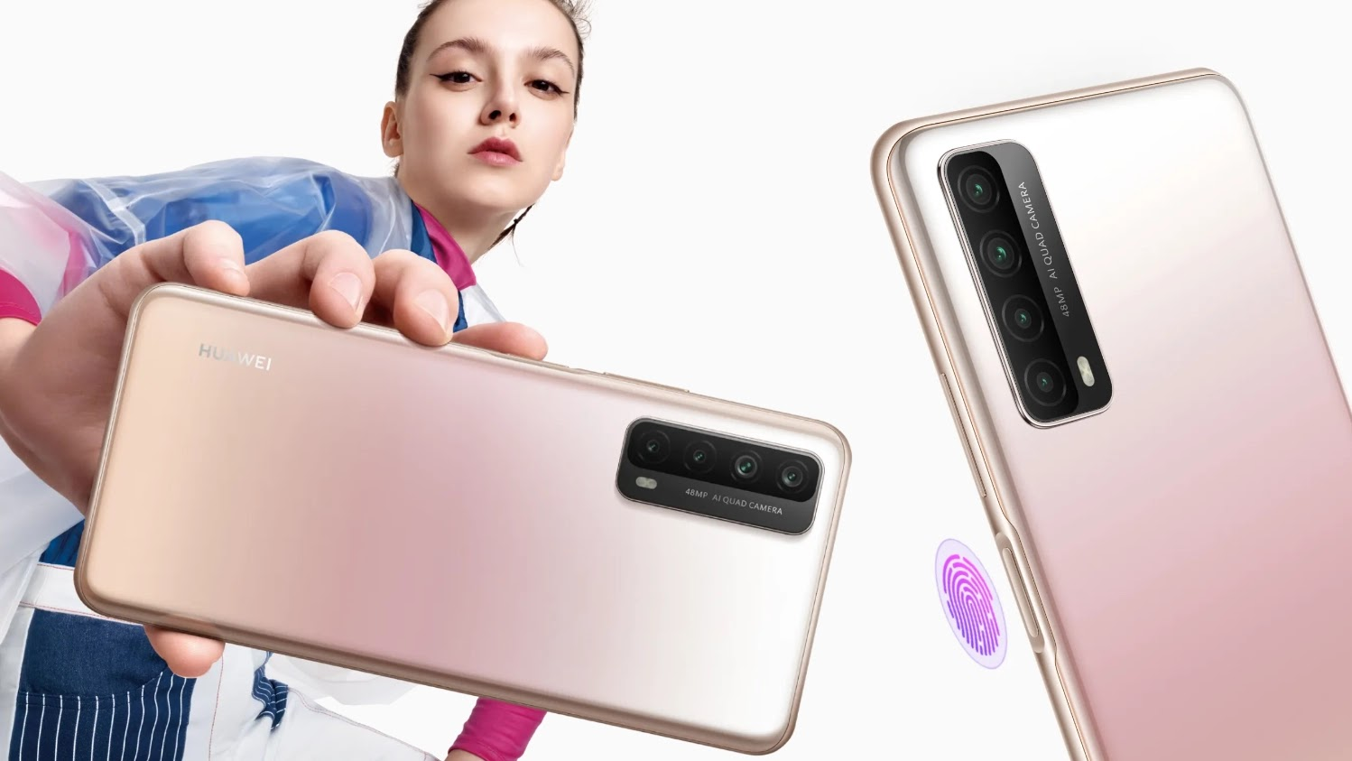 Huawei P Smart 2021 with 5,000mAH Battery, 48MP Qaid Camera Launched: Detailed Specifications, Price