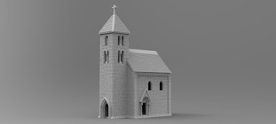 £1000 STRETCH GOAL CHURCH picture 1