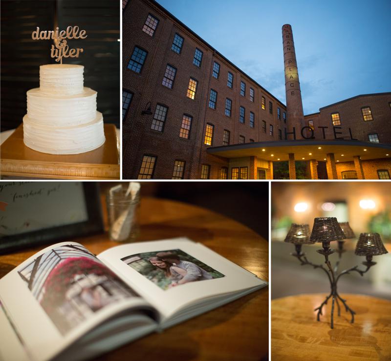 The Vintage Wedding At Cork Factory: Jennifer Rotz Photography: Cork Factory Hotel Wedding