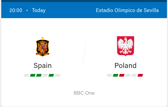 Spain vs Poland Preview and Predictions 2021