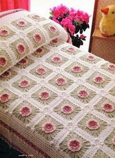 http://crochetenaccion.blogspot.com.es/2012/04/colcha-de-cuadros-en-flor.html