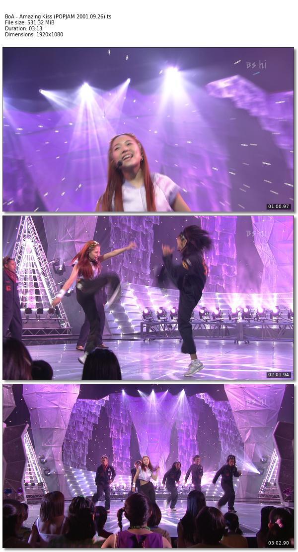 BoA , Amazing Kiss, 권보아 , 1080p , Kpop