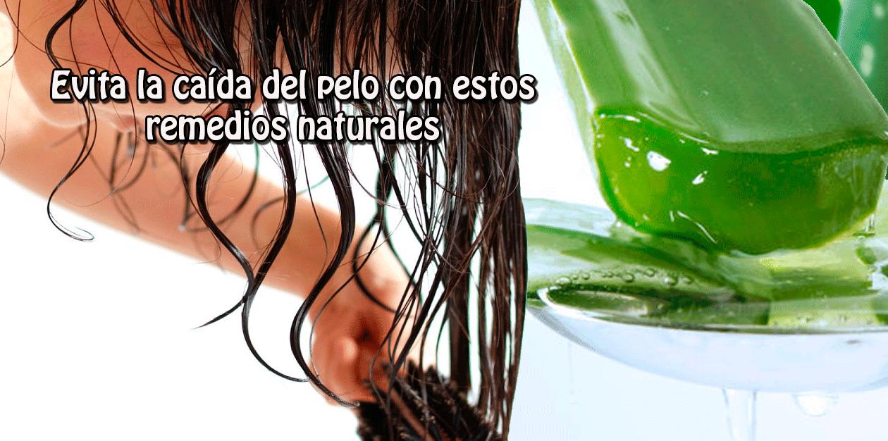 Remedios caseros efectivos para la caida del cabello