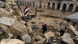 Begini Daftar Kejahatan Rezim Syiah Assad di Aleppo Menurut Laporan PBB