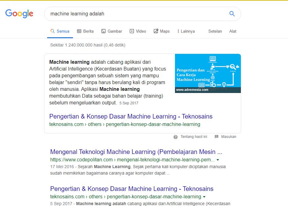 Manfaat Machine Learning Dalam Kehidupan Sehari-hari - Galery-IT