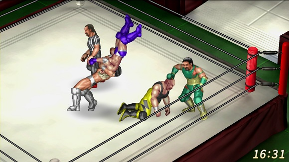 fire-pro-wrestling-world-pc-screenshot-www.ovagames.com-1