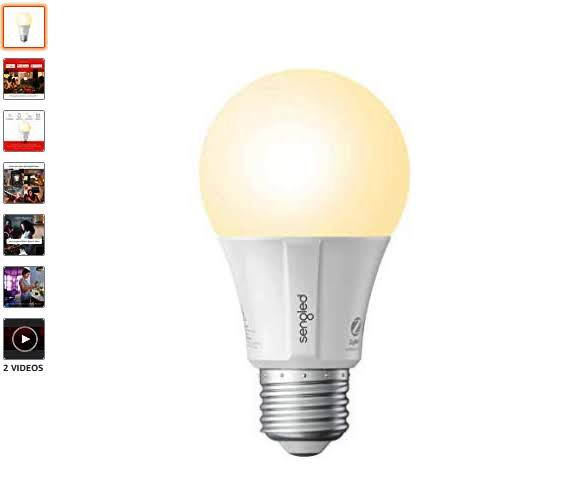 Sengled Smart LED Soft White A19 Bulb