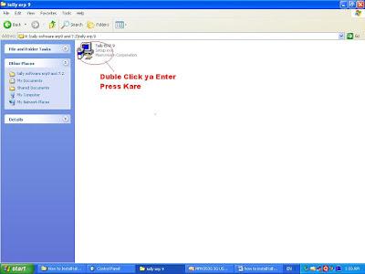 Tally ERP.9 Setup Windows
