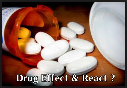 Kenali Reaksi dan Efek Obat Dalam Tubuh Anda