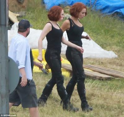 Stuntman dan Stuntwoman Superhero DC dan Marvel