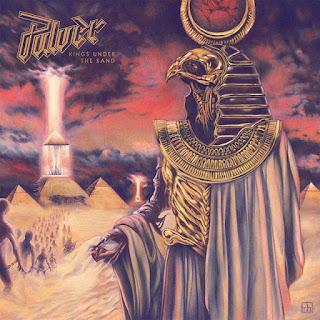 """Το τραγούδι των Pulver """"Kings Under The Sand"""" από τον ομότιτλο δίσκο"""