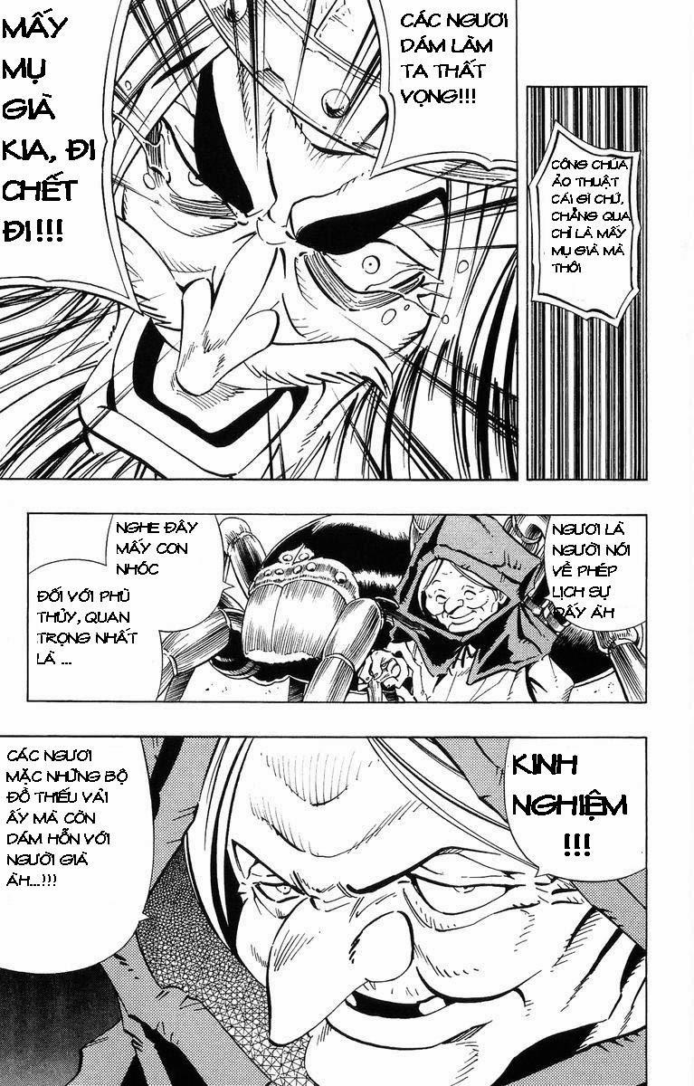 Shaman King [Vua pháp thuật] chap 229 trang 15