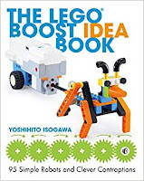 The Lego Boost Idea Book Review