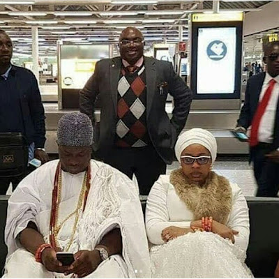 Why Ooni Of Ife's Marriage ALLEGEDLY Crashed, Olori Wuraola Accused Of 'Unpublishable' Things