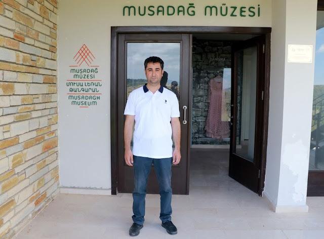 Abren museo armenio en Turquía