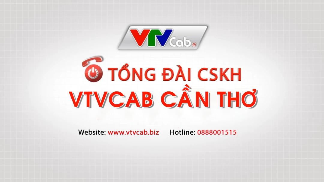 Tổng đài VTVcab Cần Thơ 0888001515