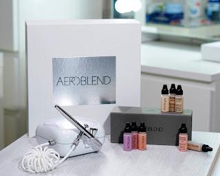 Aeroblend Pro Kit