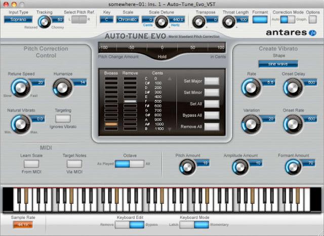 Audio Editing software PC Top App