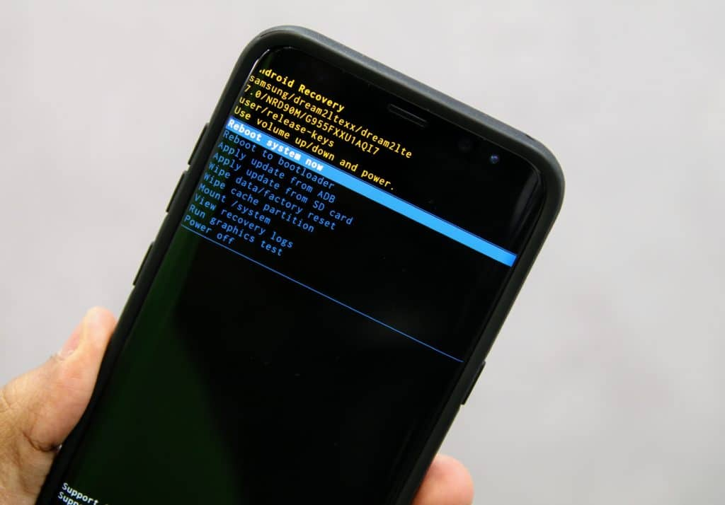 How To Enter Recovery Mode on Samsung Galaxy S8 and S8+