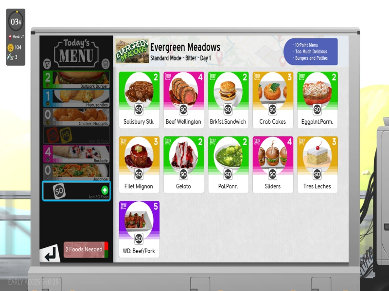 Cook, Serve, Delicious! 3?! Highly Compressed Free Download