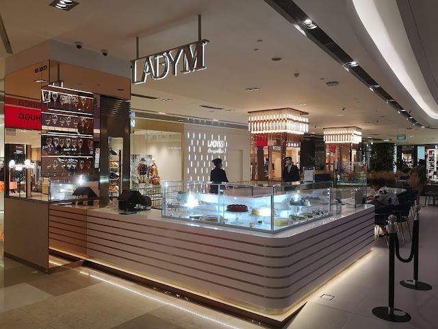 Lady M Champagne Bar