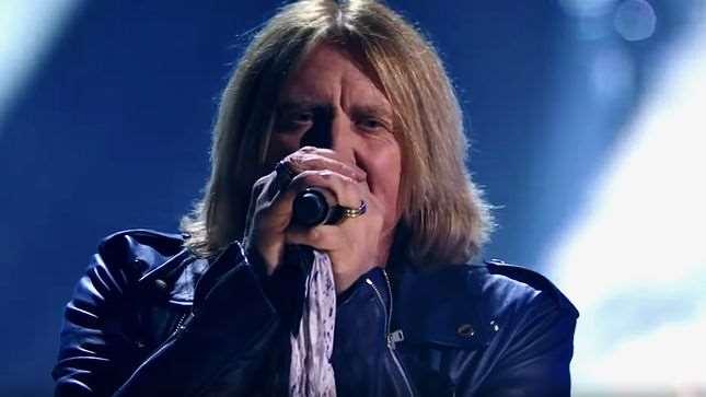 DEF LEPPARD: Σε βινύλιο η εμφάνισή τους στο Rock And Roll Hall Of Fame