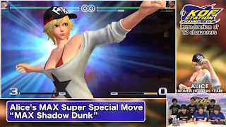 Alice - Max Shadow Dunk