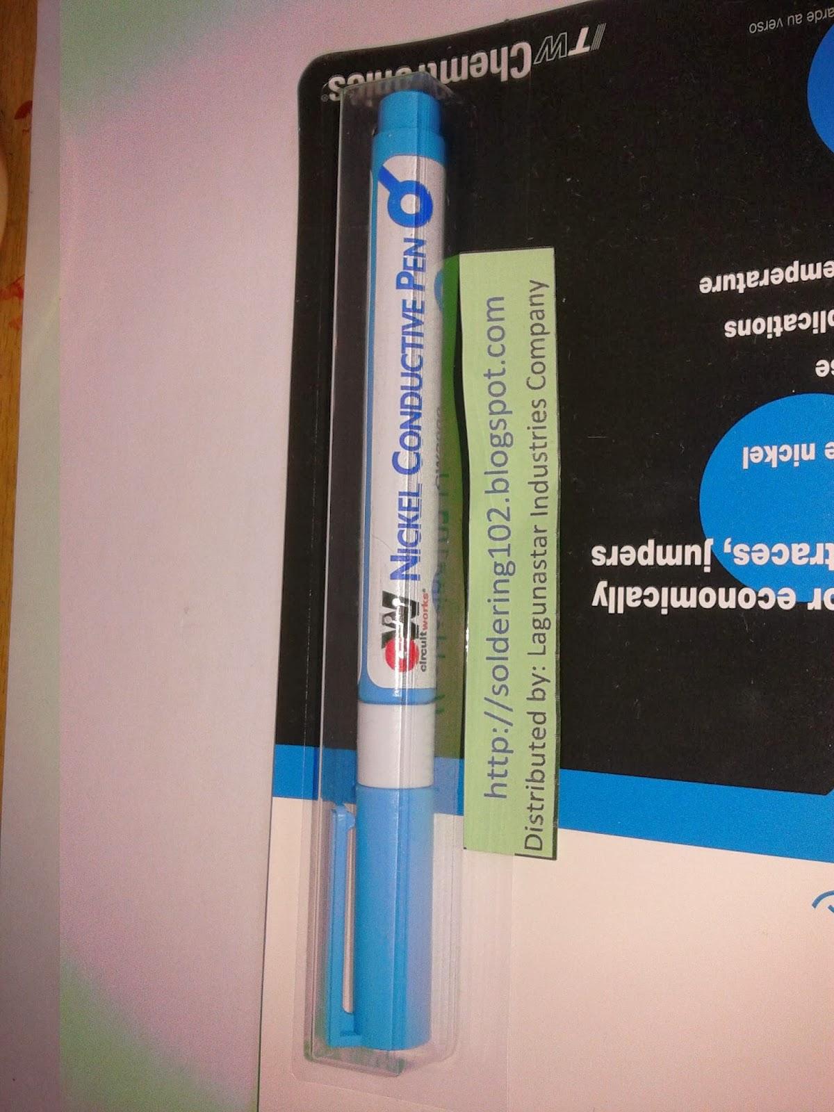 Circuitworks Conductive Pen Standard Cw2200stp Ctcw2200stp