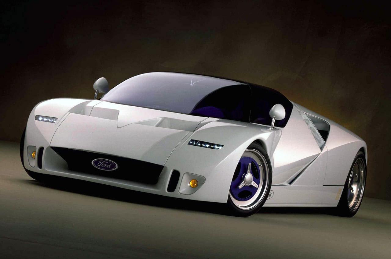 Mengenal Ford GT90, Suksesor Ford GT40 Yang Tidak Pernah Diproduksi