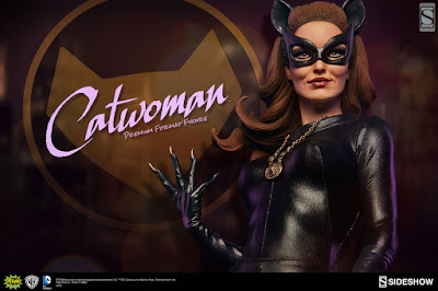 Catwoman Premium Format Figure della Sideshow Collectibles