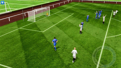Game Dream League Soccer 16 MOD Untuk HP Android