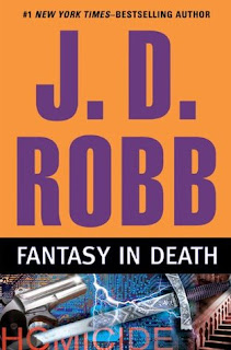 Book Review: Fantasy in Death by J.D. Robb