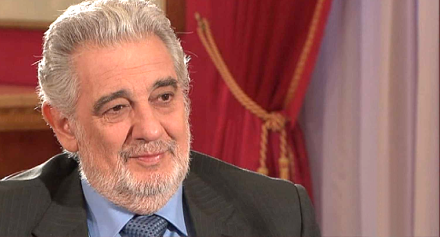 """El Teatro Real apoya a Plácido Domingo y confirma su actuación programada  en """"La Traviata"""""""