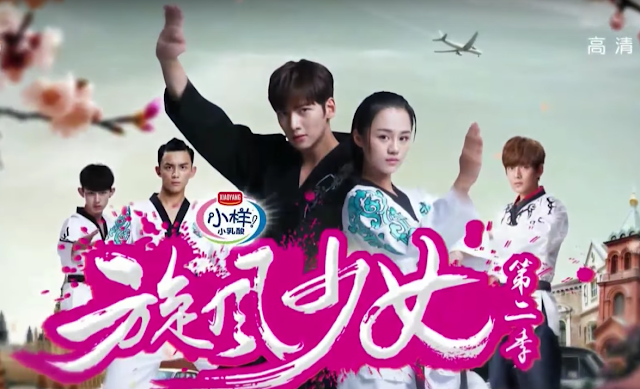 2016 Chinese TV series Whirlwind Girl 2