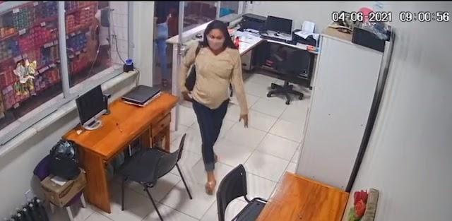Três mulheres e um homem são presos por furto, uma delas está grávida, uma delas já havia sido presa em 2018 em Porto Seguro