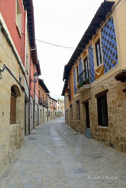 Calle Real, Castrojeriz