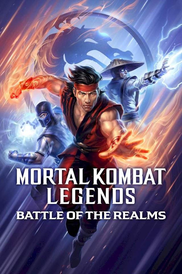 Mortal Kombat Legends: Battle of the Realms (2021) | bigbuzztv.co